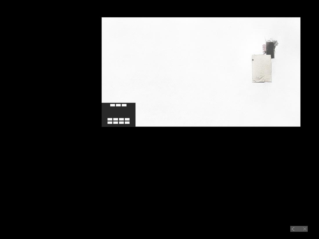 Jacek Doroszenko - Aesthetic Interface for Memory, screen 9
