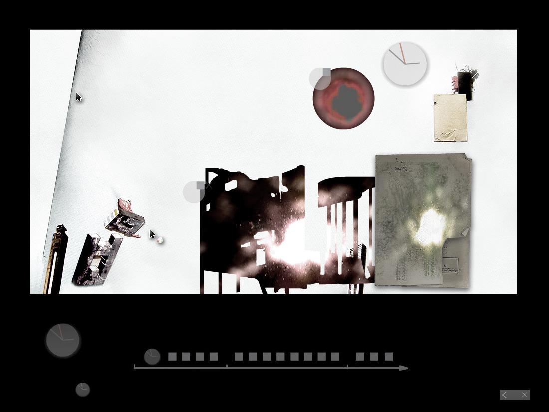 Jacek Doroszenko - Aesthetic Interface for Memory, screen 7