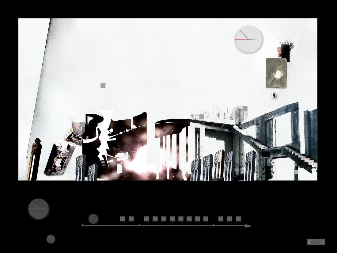Jacek Doroszenko - Aesthetic Interface for Memory, screen 5