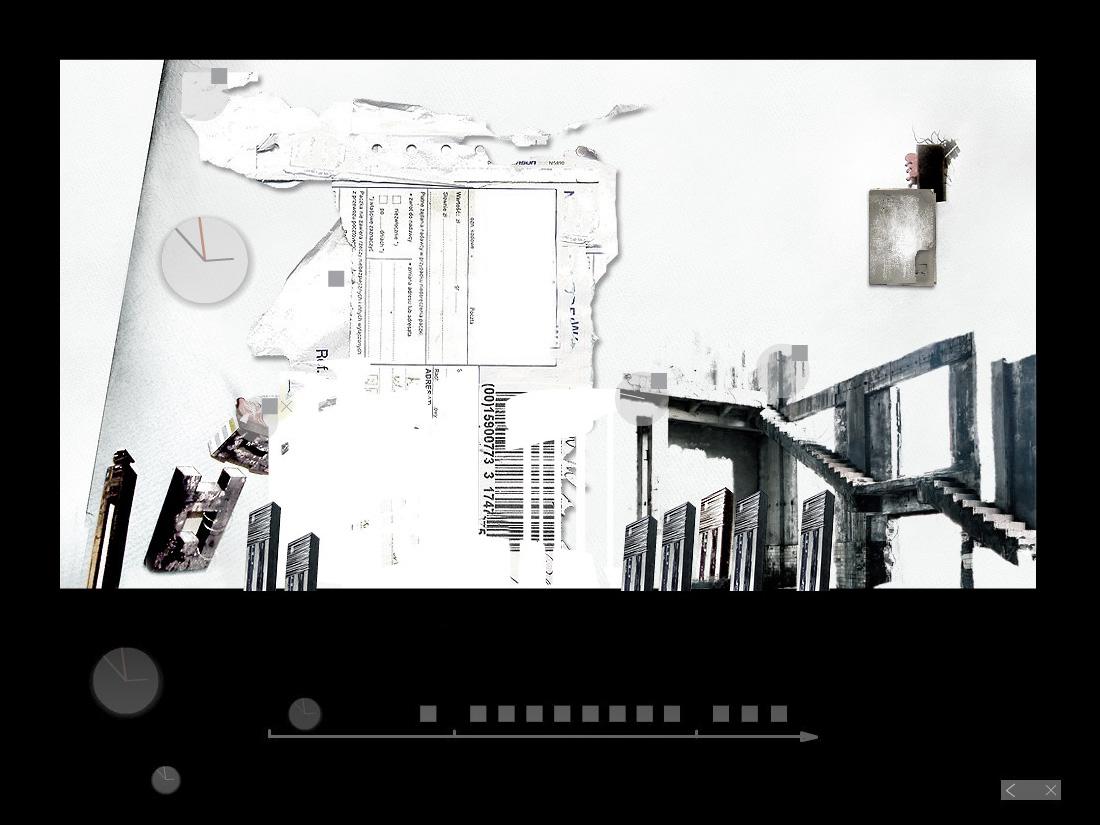 Jacek Doroszenko - Aesthetic Interface for Memory, screen 4
