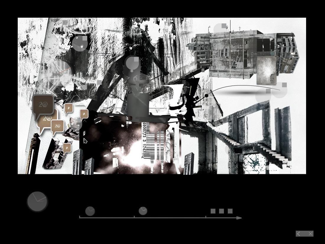 Jacek Doroszenko - Aesthetic Interface for Memory, screen 3