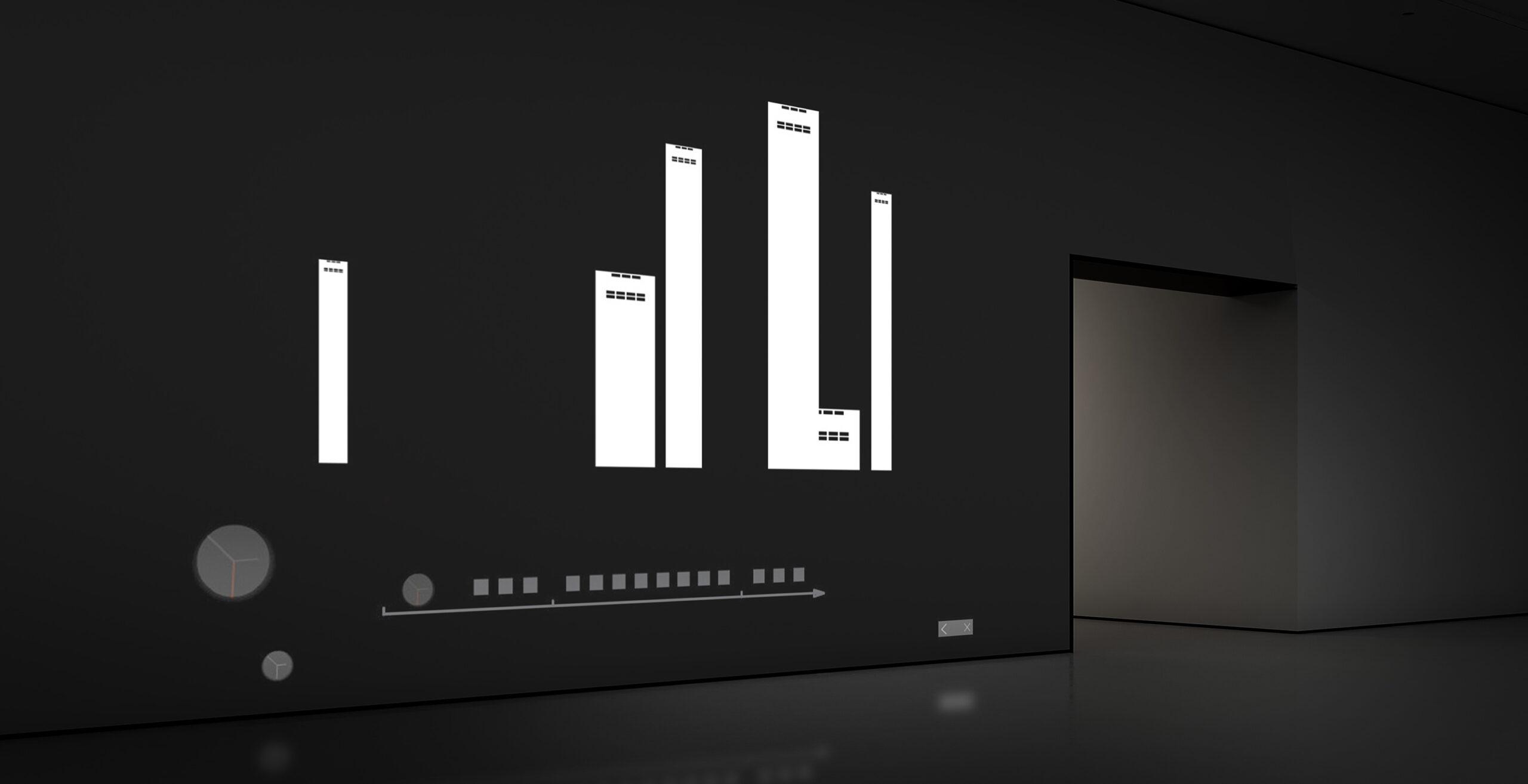 Jacek Doroszenko - Aesthetic Interface for Memory, Sound installation 01