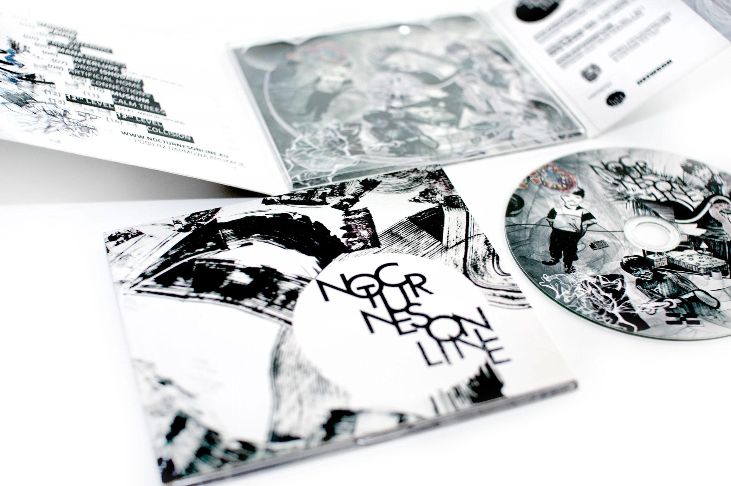 Jacek Doroszenko - Nocturnes Online, CD, music album 08