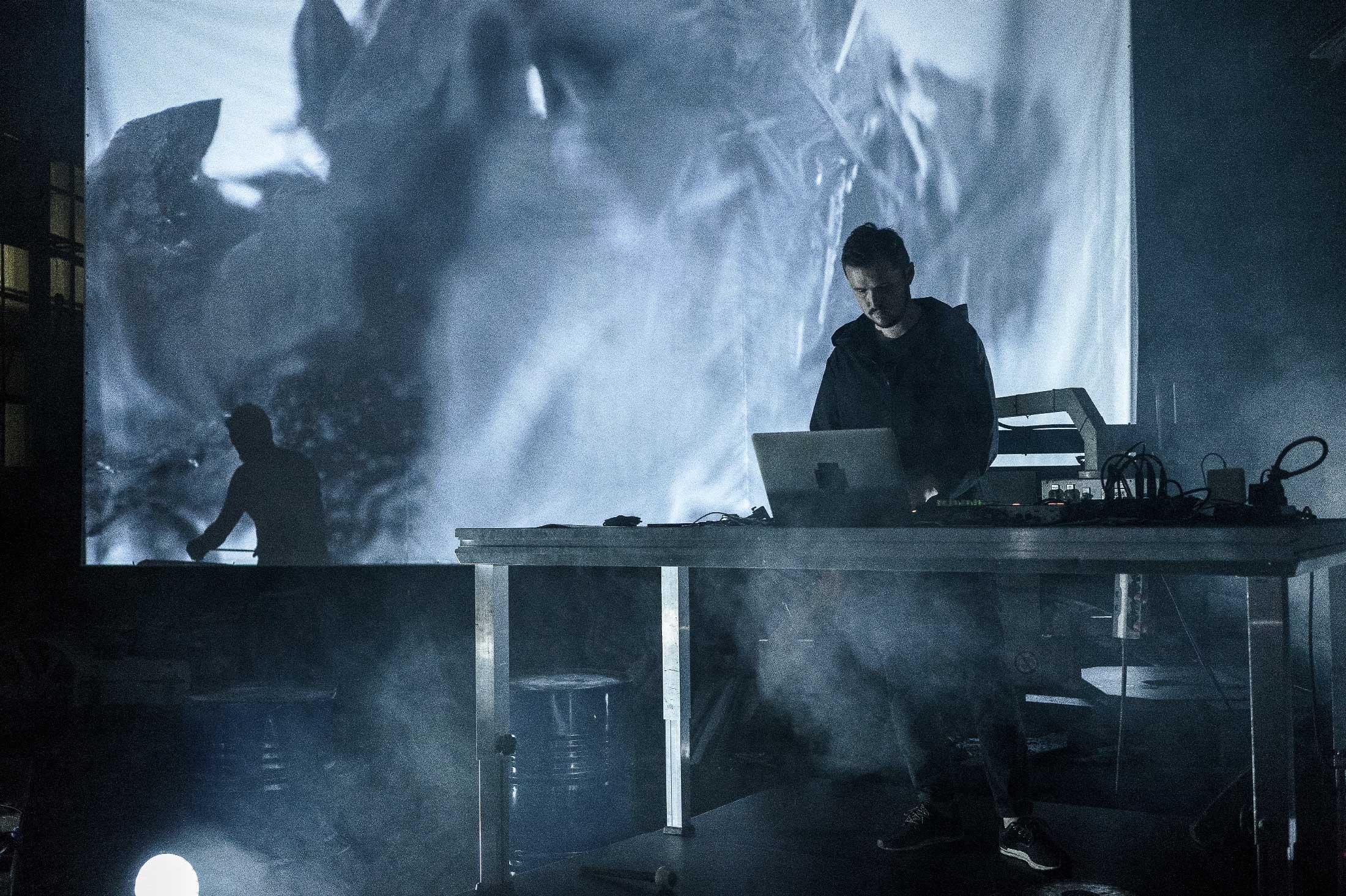 Jacek Doroszenko - Visual and sound artists - Performance - Concert - 03