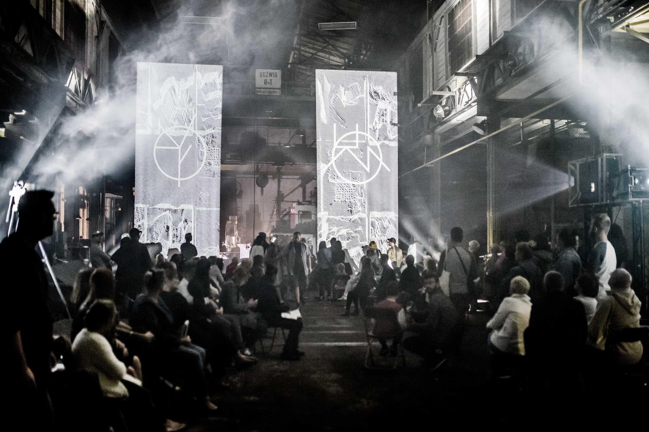 Jacek Doroszenko - Visual and sound artists - Performance - Concert - 04