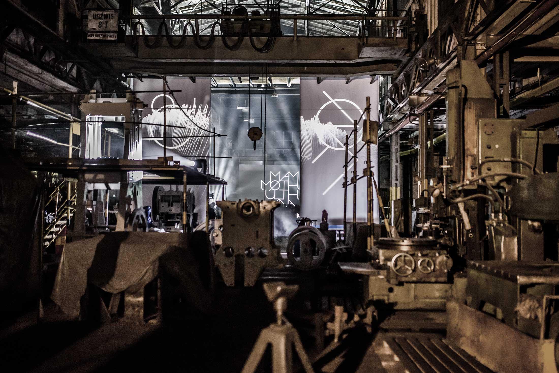 Jacek Doroszenko - Visual and sound artists - Performance - Concert - 05