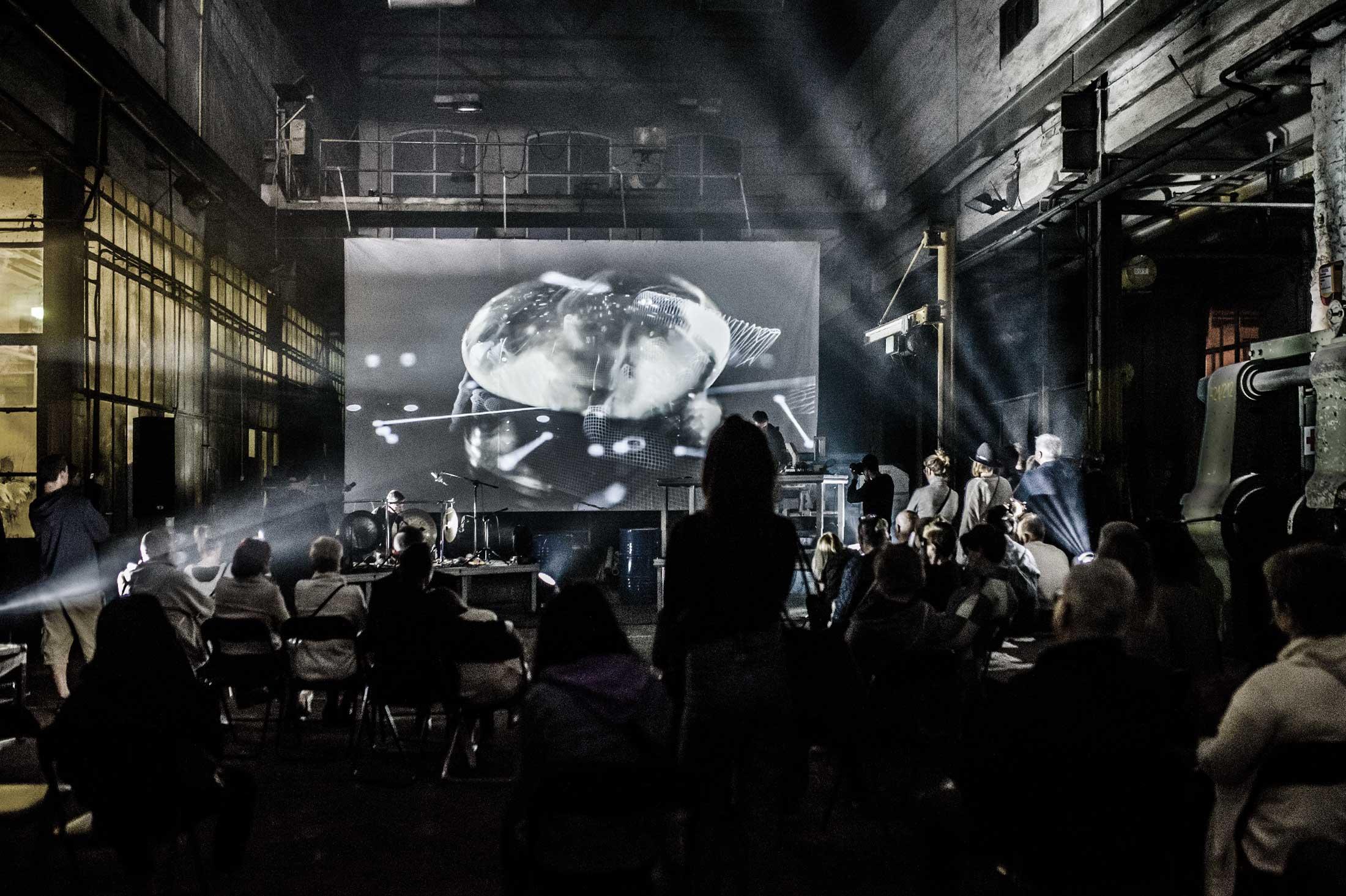 Jacek Doroszenko - Visual and sound artists - Performance - Concert - 06
