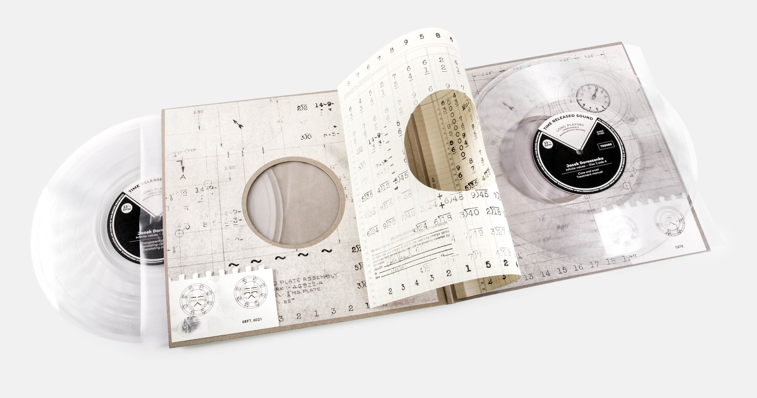 Jacek Doroszenko - Infinite Values, contemporary music album 04