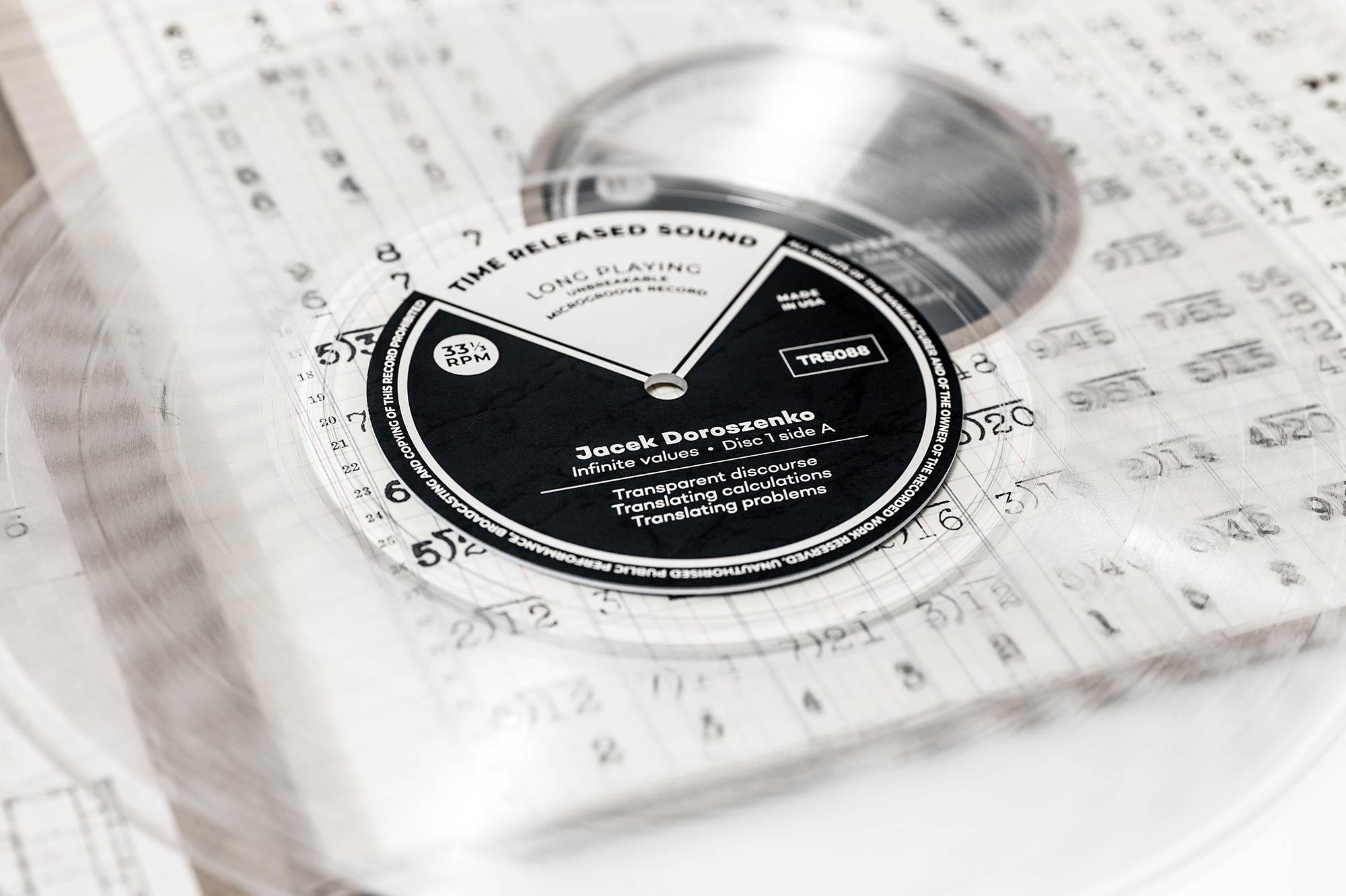 Jacek Doroszenko - Infinite Values, contemporary music album 06