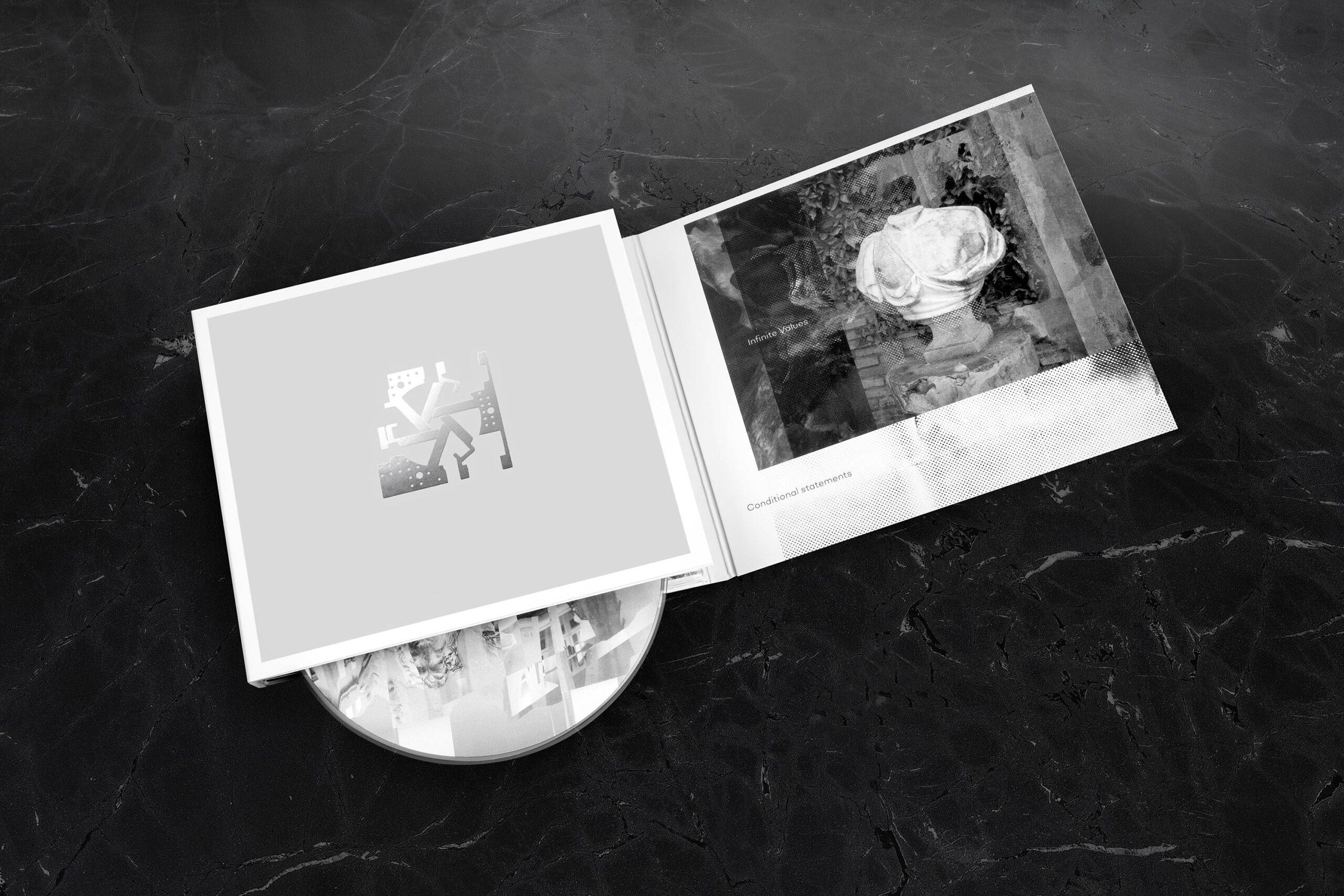 Jacek Doroszenko - Infinite Values, music album 12