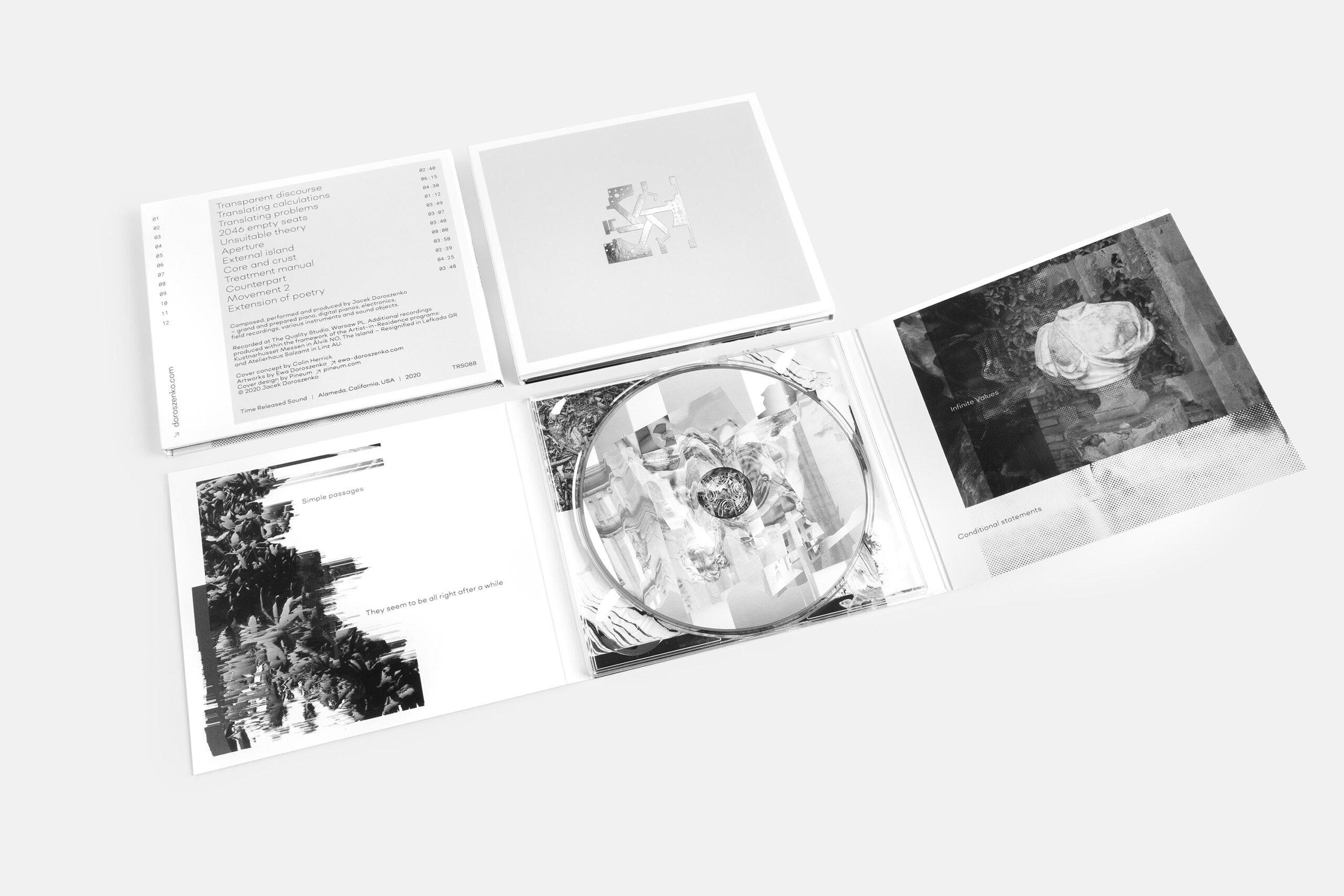 Jacek Doroszenko - Infinite Values, music album 11