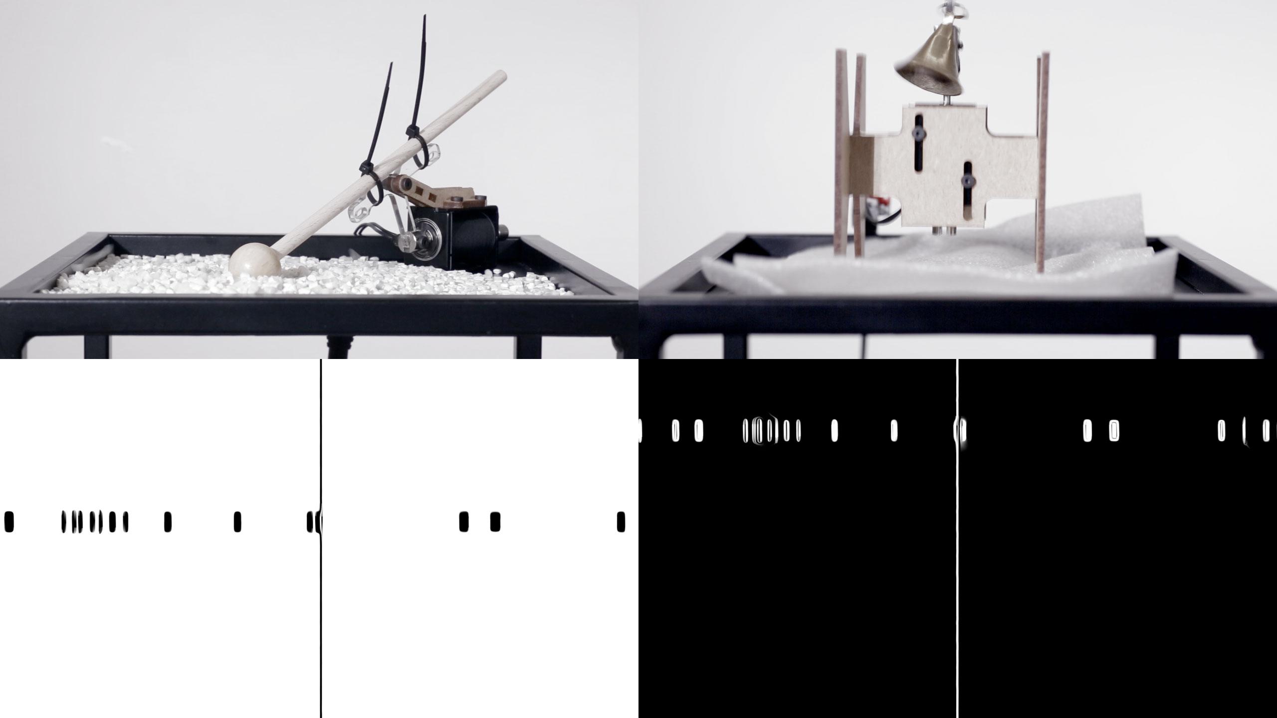 Jacek Doroszenko - Metascore of new gestures - video 02
