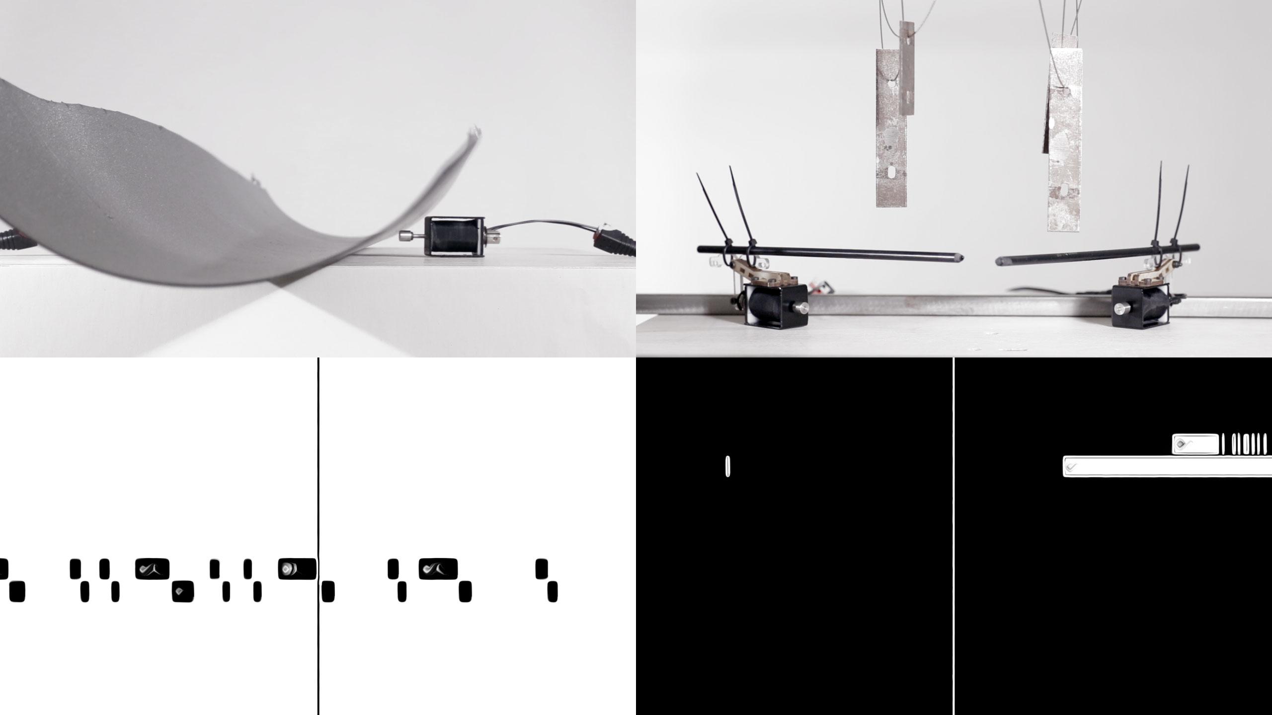 Jacek Doroszenko - Metascore of new gestures - video 03
