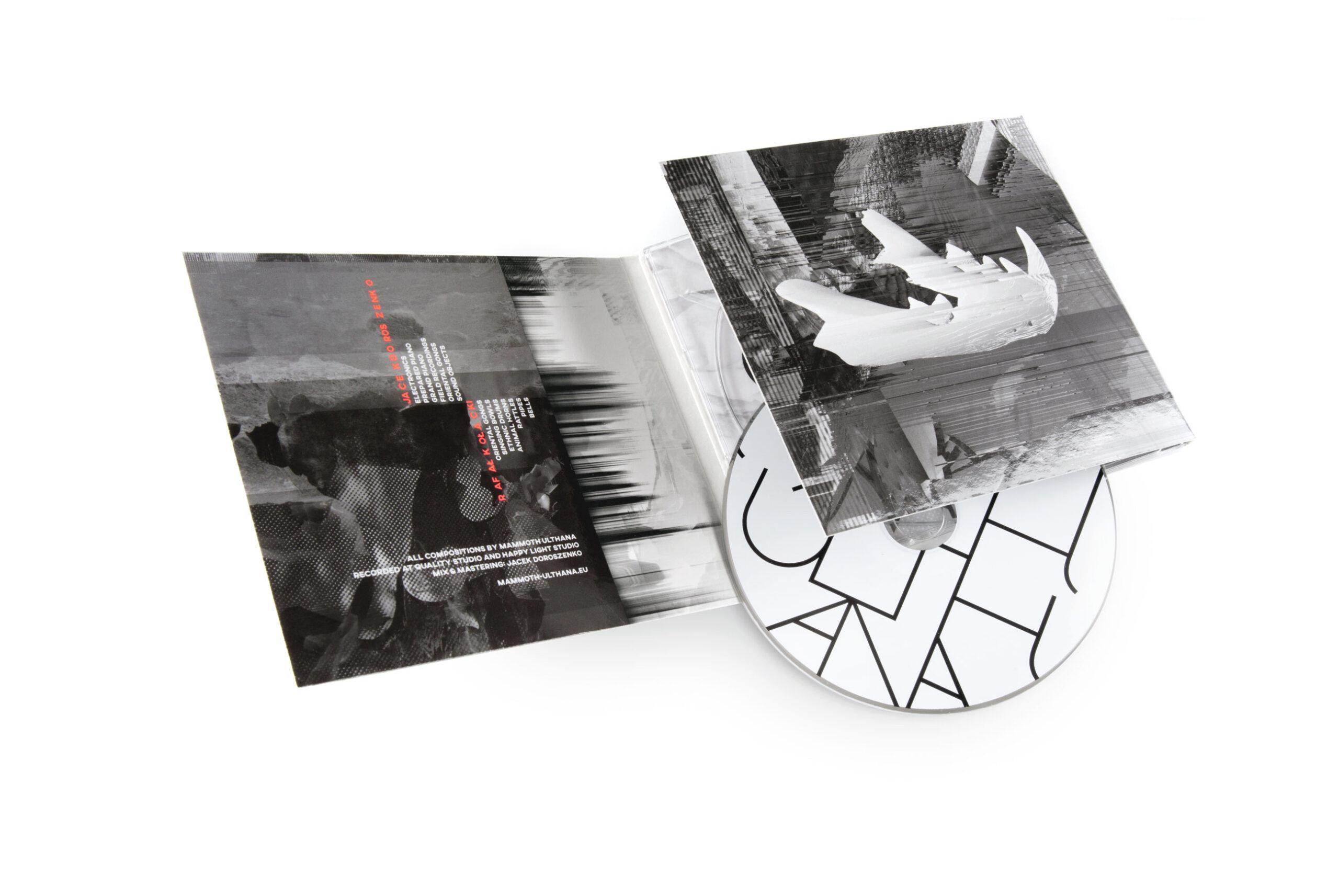 Jacek Doroszenko and Rafał Kołacki - Mammoth Ulthana, Particular Factors, album detail 7
