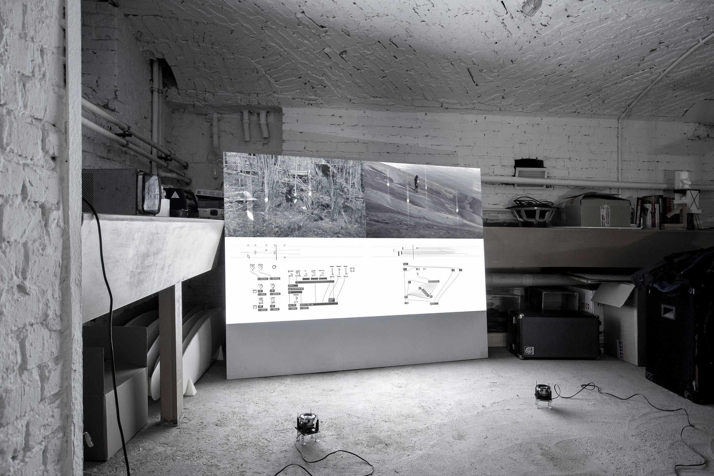 Jacek Doroszenko - Polyphonic Body, Warsaw Gallery Weekend, Propaganda
