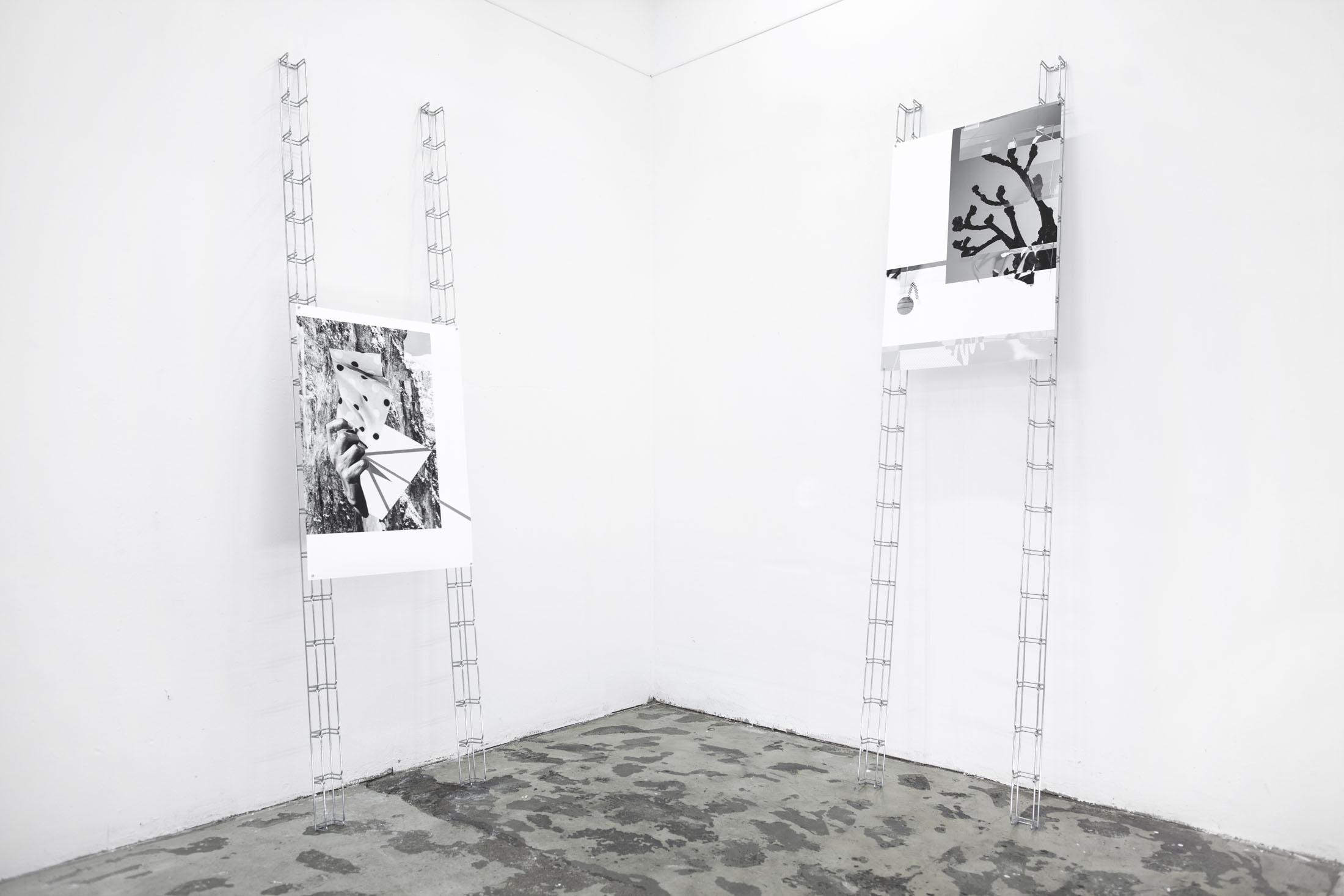 Jacek Doroszenko and Ewa Doroszenko - exhibition view, Petrohradska Kolektiv, Prague CZ / 01