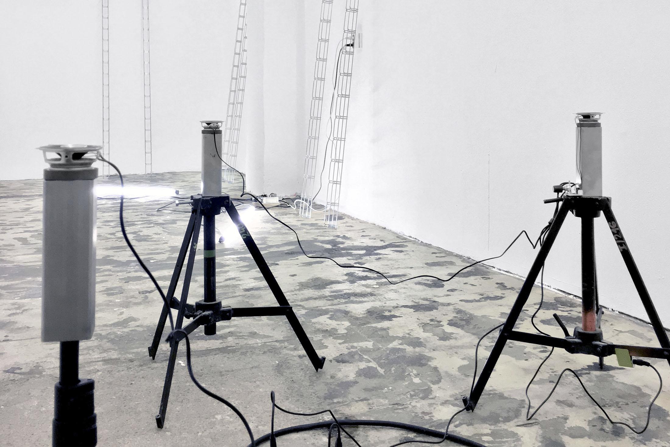 Jacek Doroszenko and Ewa Doroszenko - exhibition view, Petrohradska Kolektiv, Prague CZ / 02
