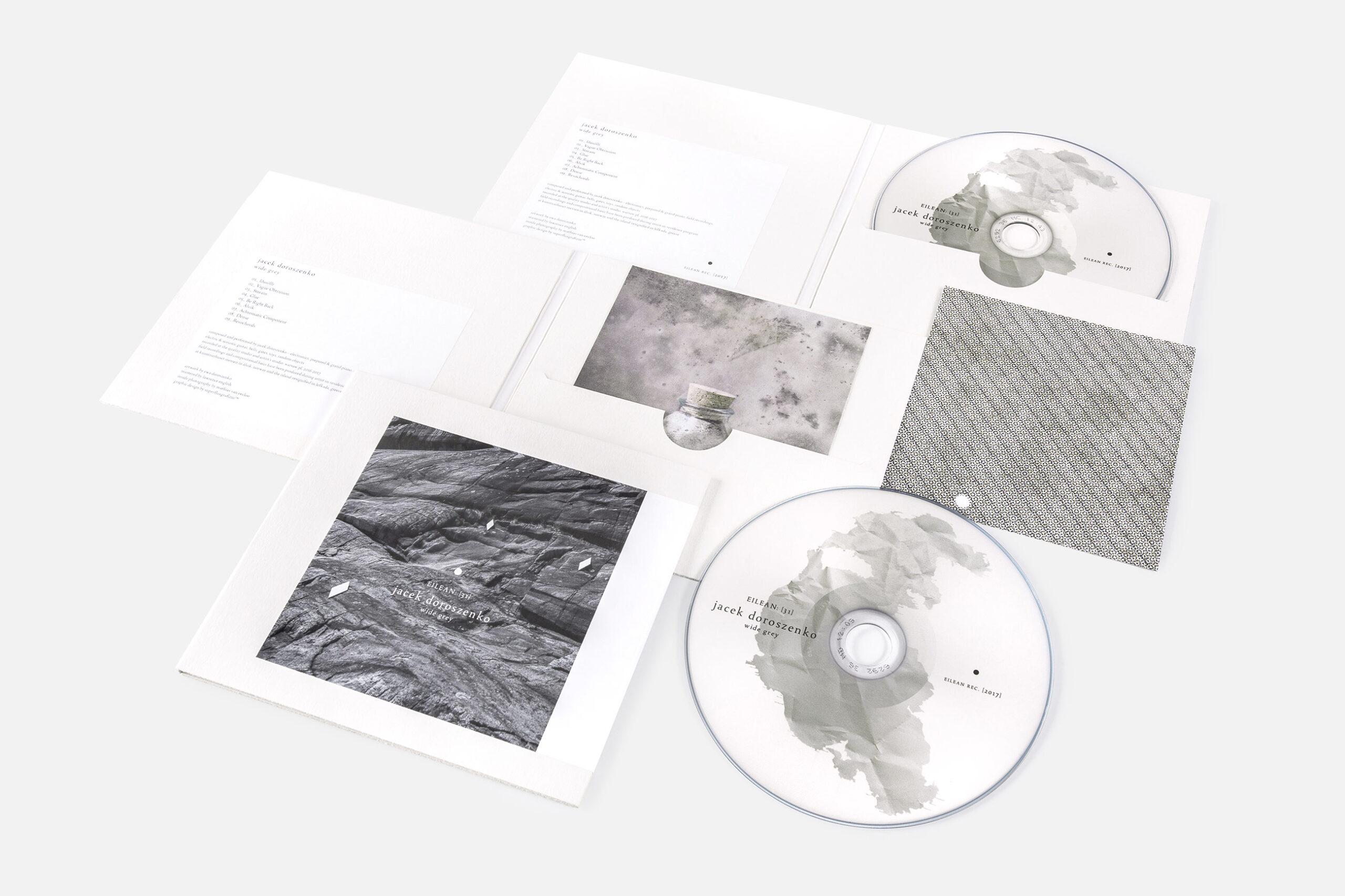 Jacek Doroszenko - Wide Grey, Eilean Records, album detail 3