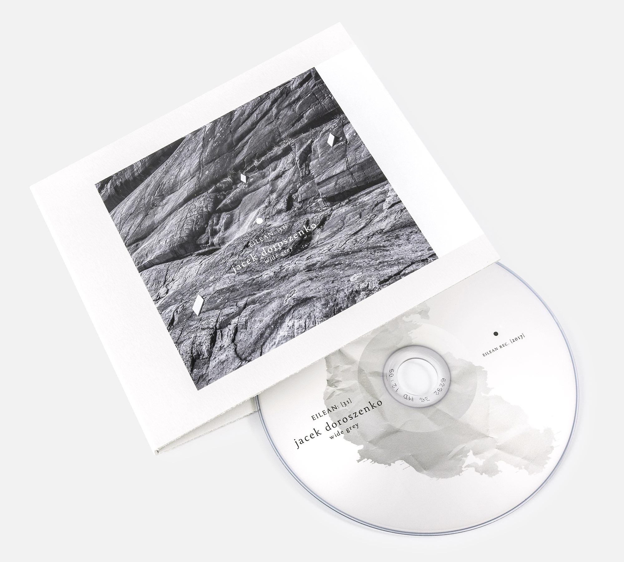 Jacek Doroszenko - Wide Grey, Eilean Records, album detail 1