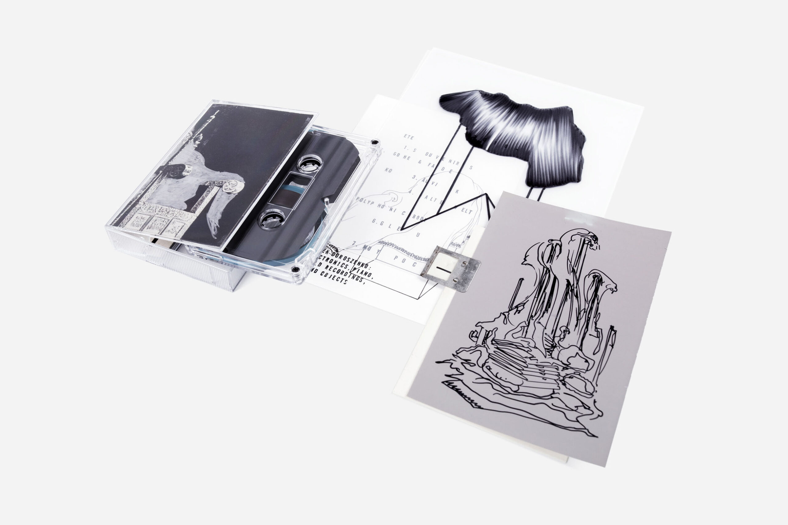 Jacek Doroszenko - Useful Remnants, music album 04