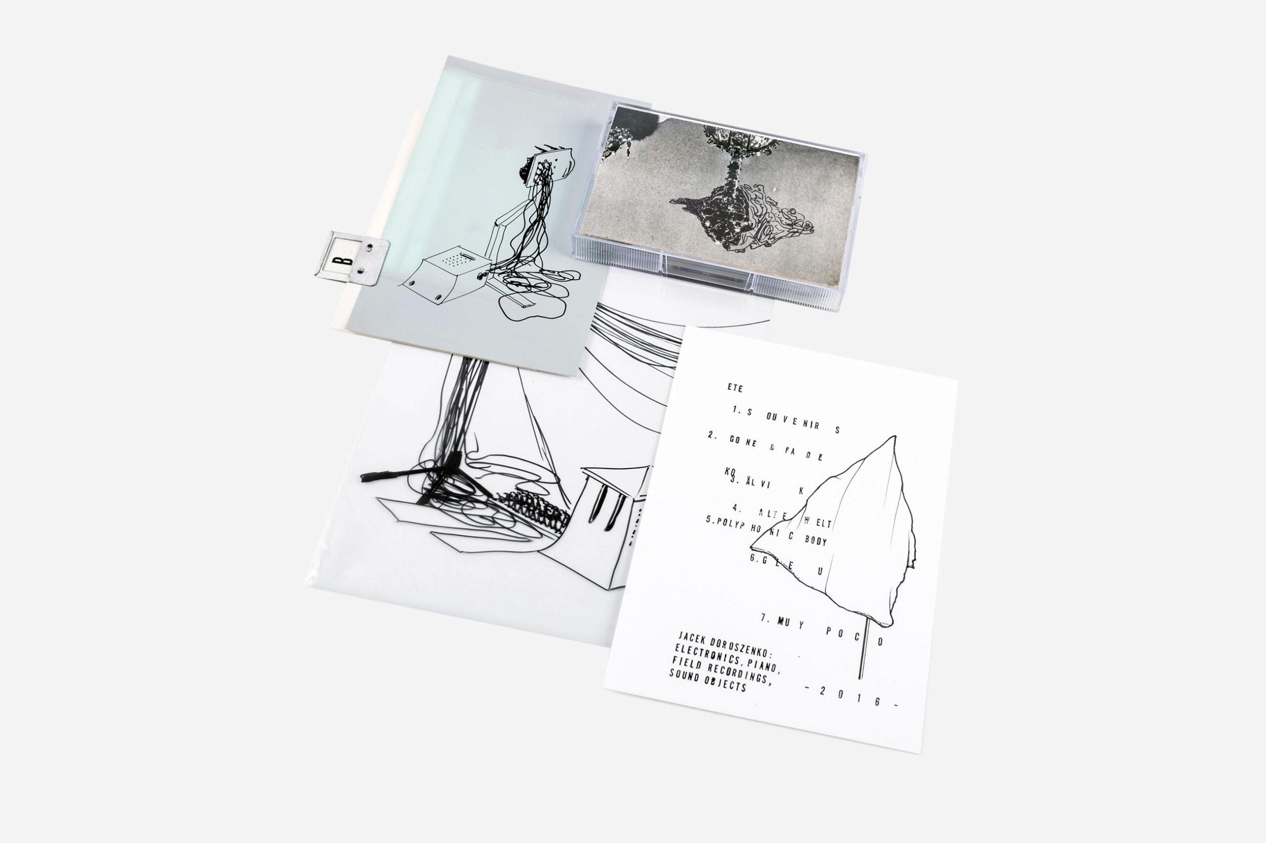 Jacek Doroszenko - Useful Remnants, album detail 5