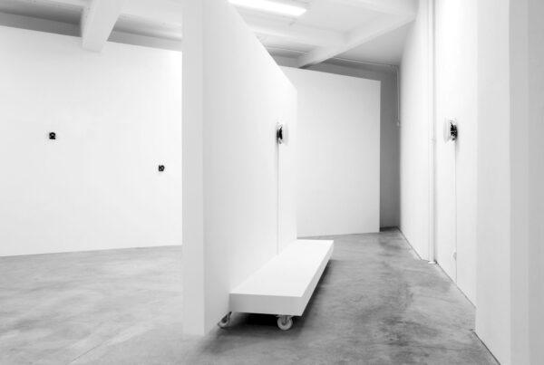 Jacek Doroszenko - Sound installation - Exhibition - Fait Gallery 01