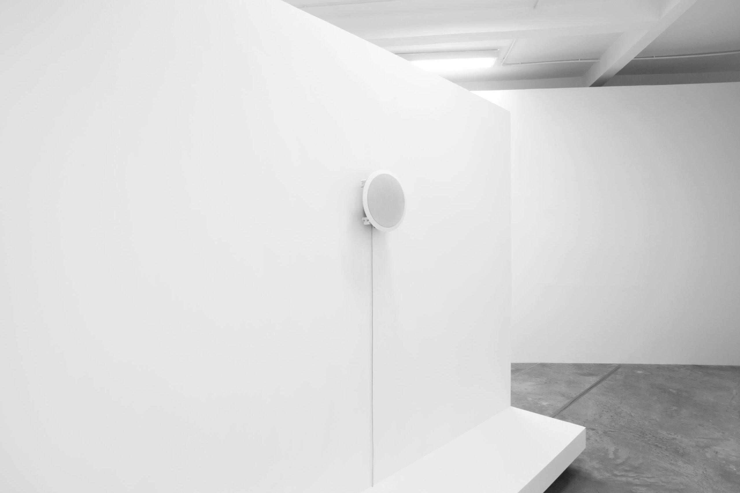 Jacek Doroszenko - Aberration maker, exhibition view 2