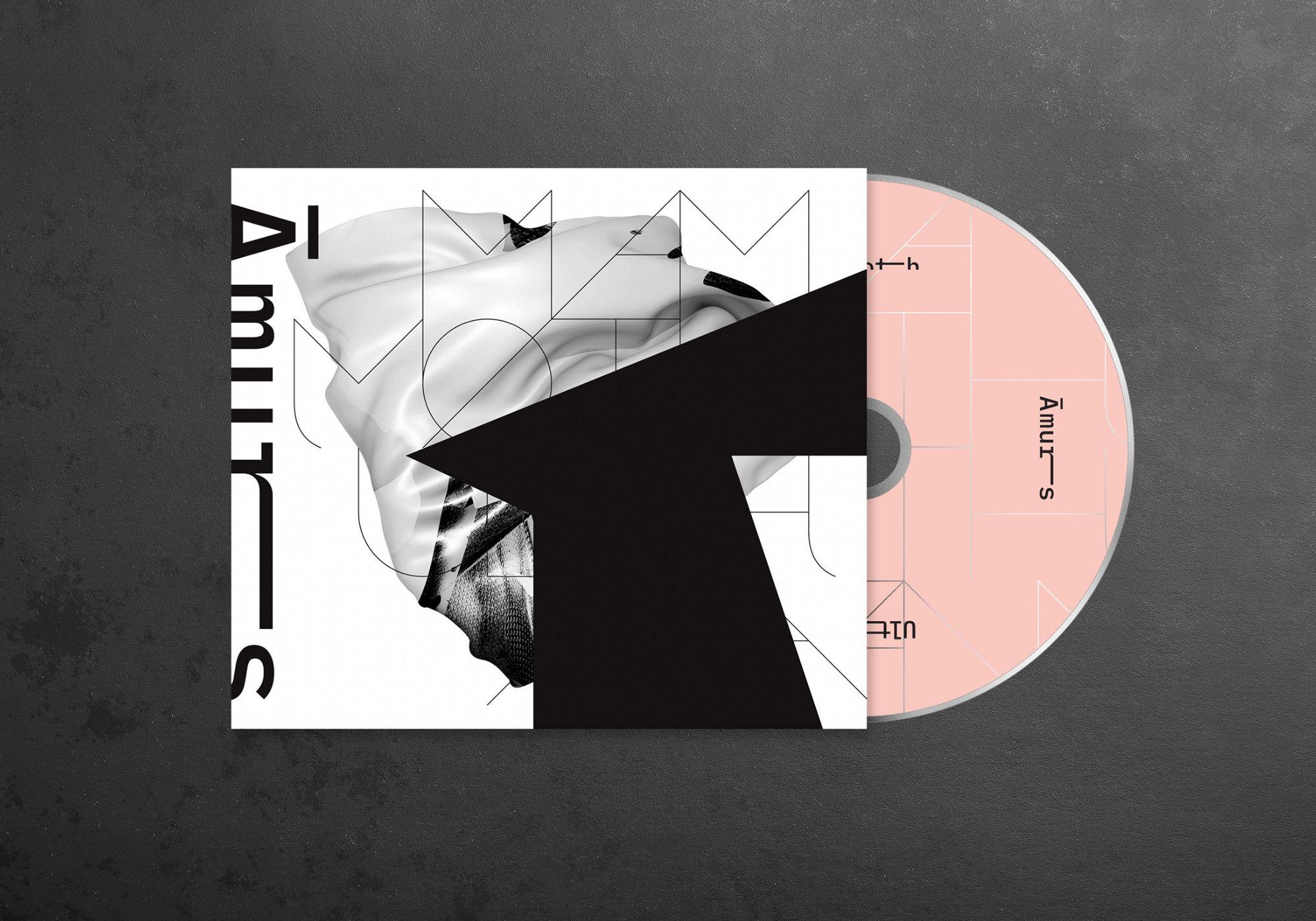 Jacek Doroszenko - Amurs, contemporary music, album 01