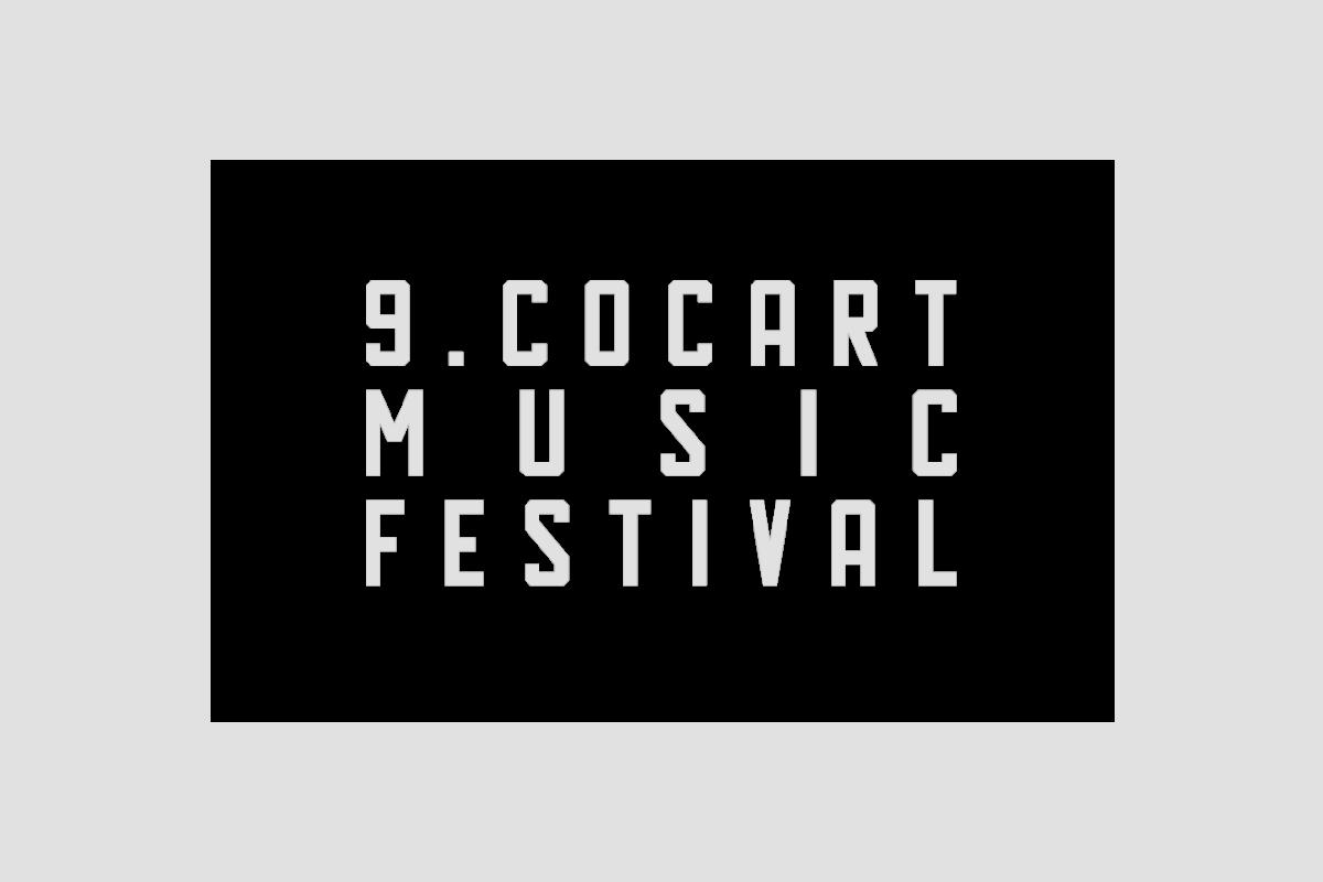 Jacek Doroszenko - CoCArt Music Festival