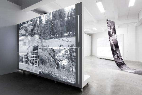 Jacek Doroszenko - Installation - Exhibition - Fait Gallery 01