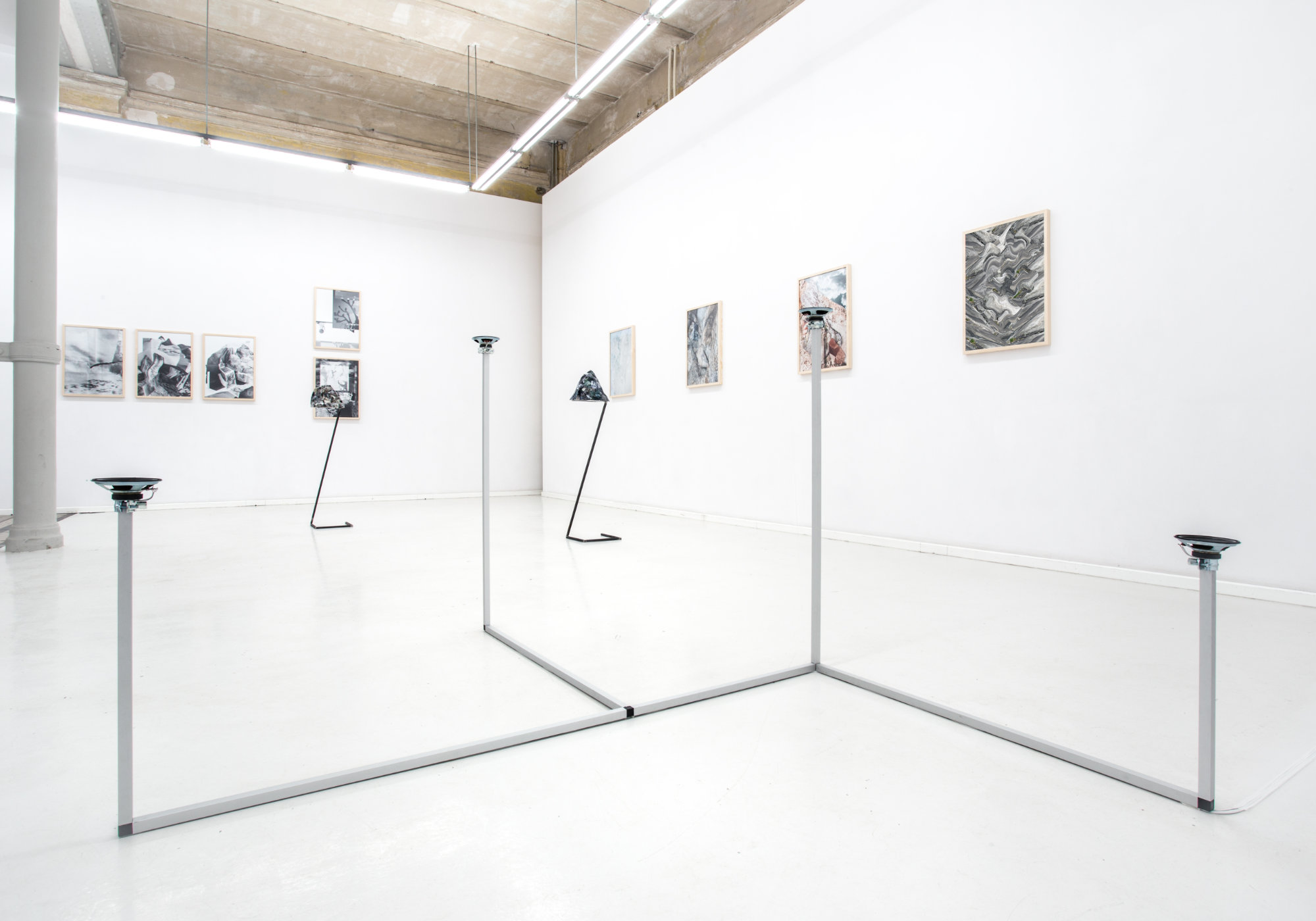 Jacek Doroszenko - Sound installation - Warsaw - Propaganda - Exhibition 01