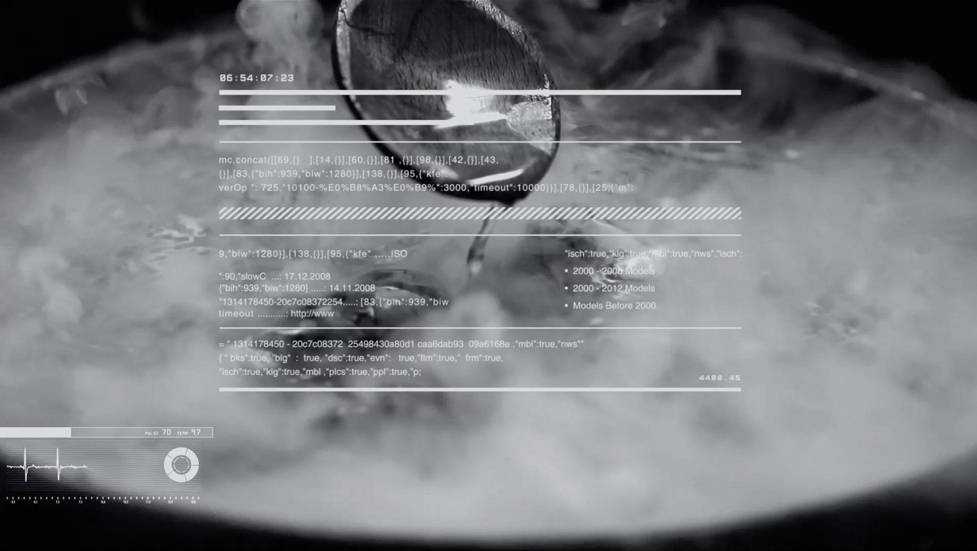 Jacek Doroszenko - I had to recompile the Kernel, video screen 7