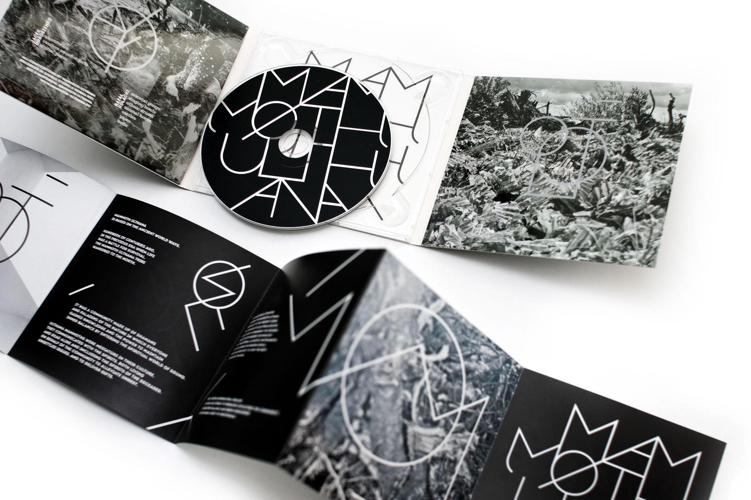 Jacek Doroszenko - Mammoth Ulthana CD album, detail 10