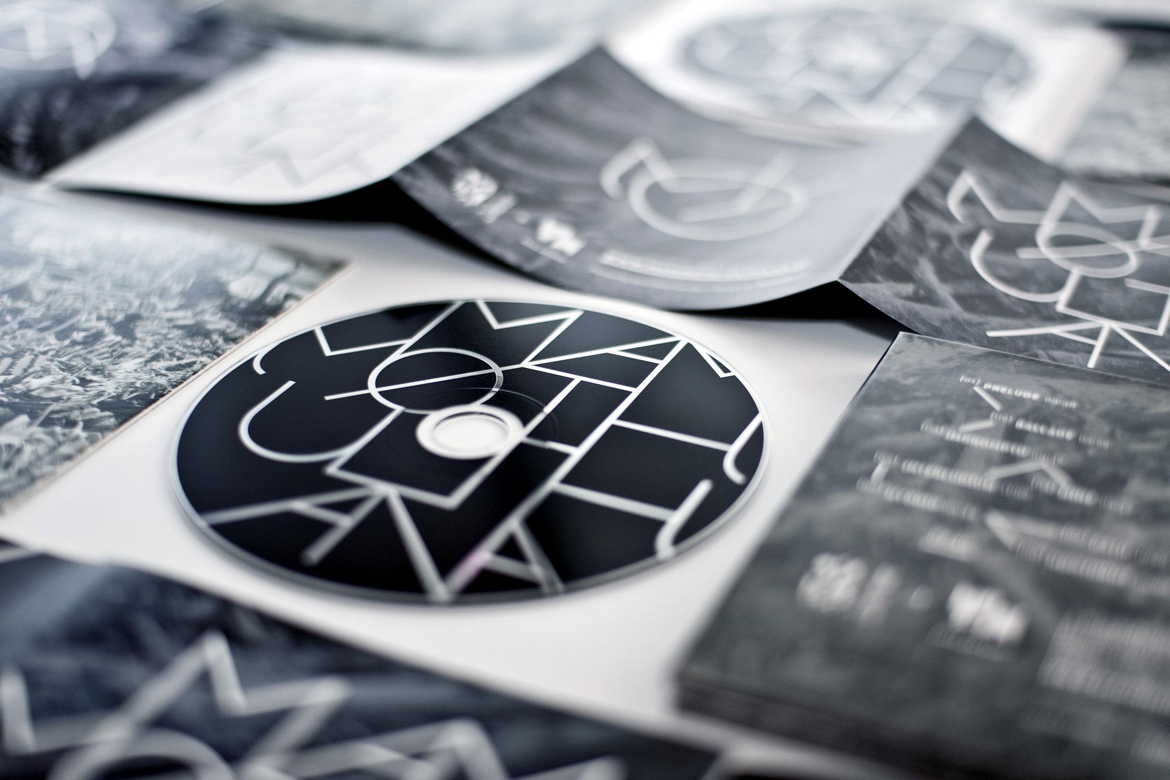 Jacek Doroszenko - Mammoth Ulthana CD album, detail 9