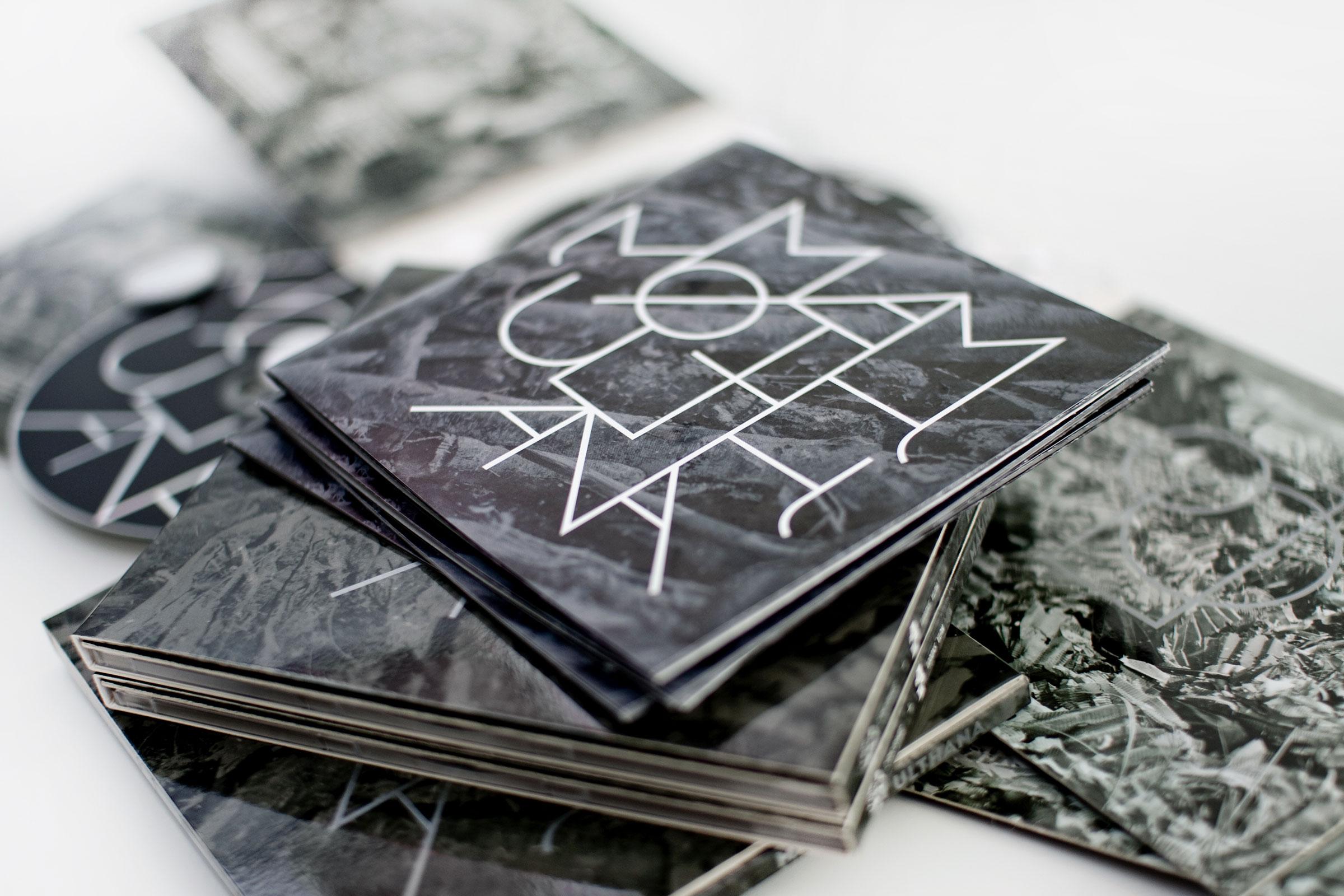 Jacek Doroszenko - Mammoth Ulthana CD album, detail 6
