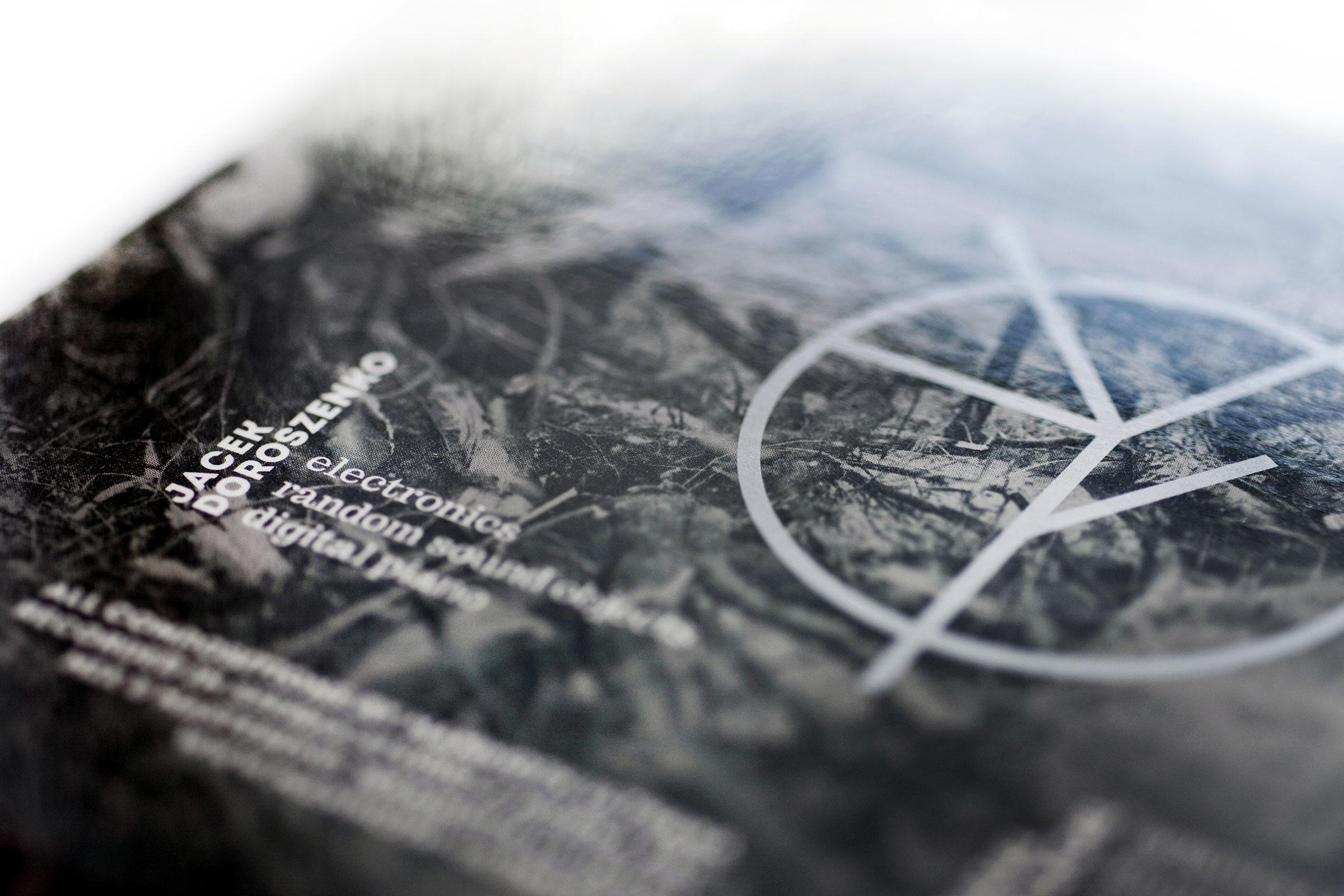 Jacek Doroszenko - Mammoth Ulthana CD album, detail 3