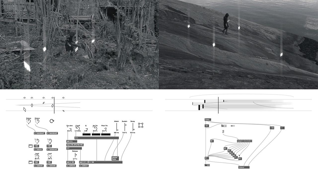 Jacek Doroszenko - Polyphonic Body, screen 3