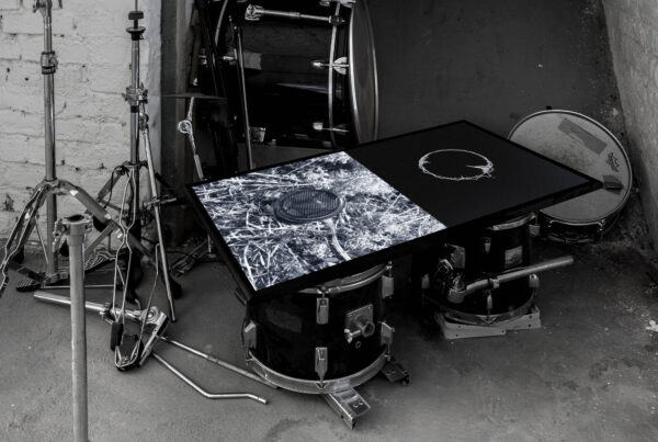 Jacek Doroszenko - Natural potential - Video - Sound installation - Exhibition - Warsaw 01