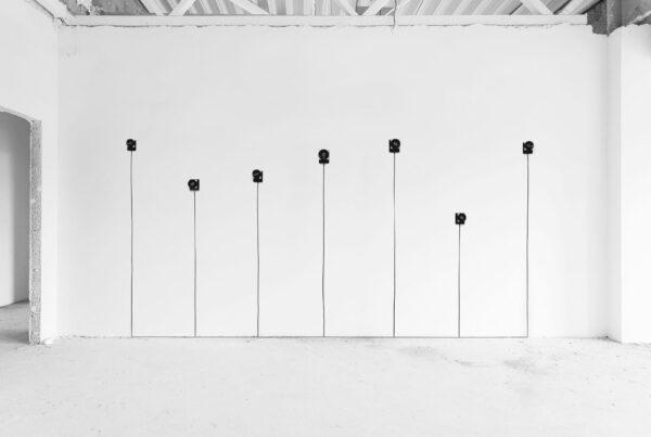 Jacek Doroszenko - Silent Souvenirs - Sound installation - Gallery 01