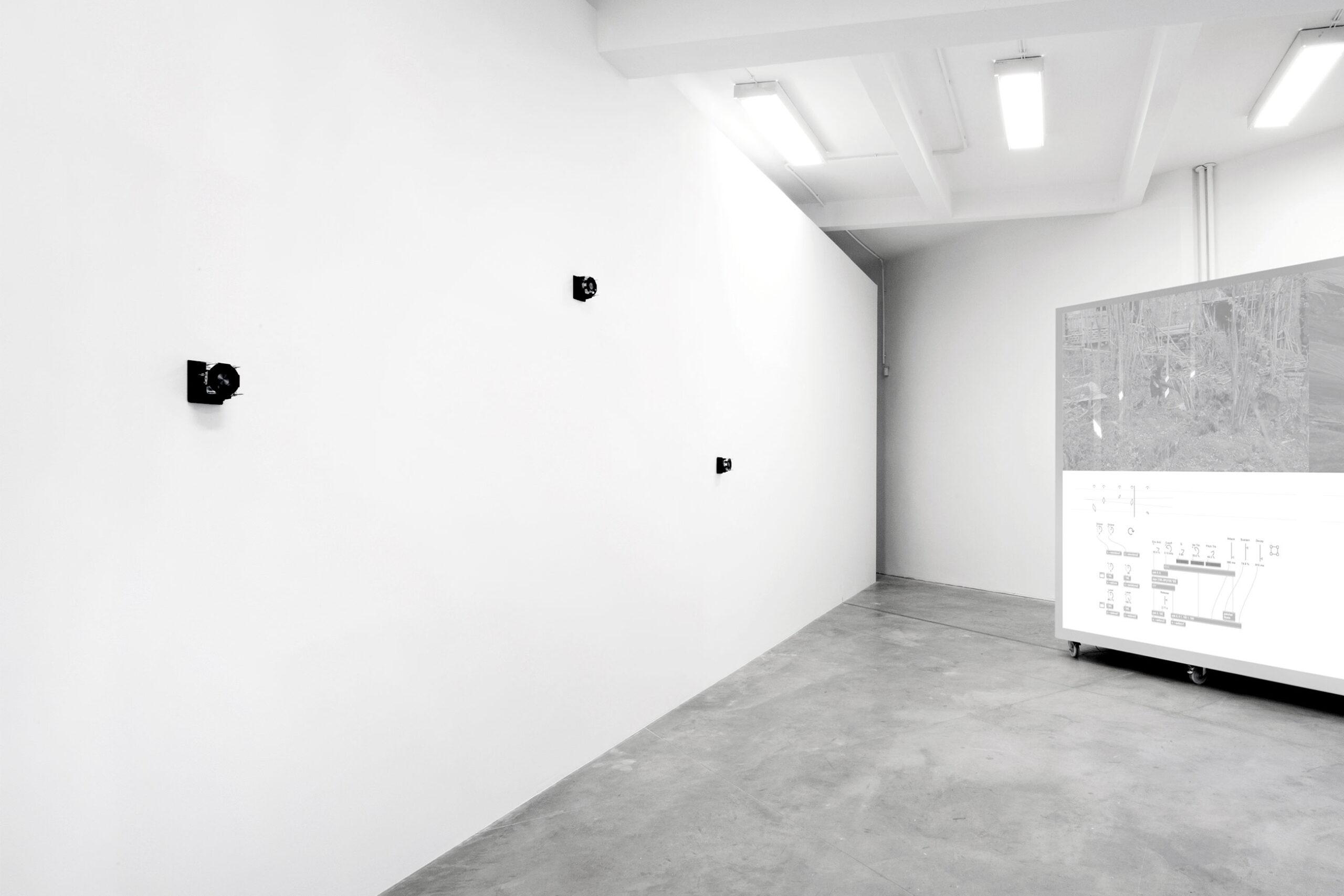 Jacek Doroszenko - Silent Souvenirs, exhibition view 3, Fait Gallery, Brno