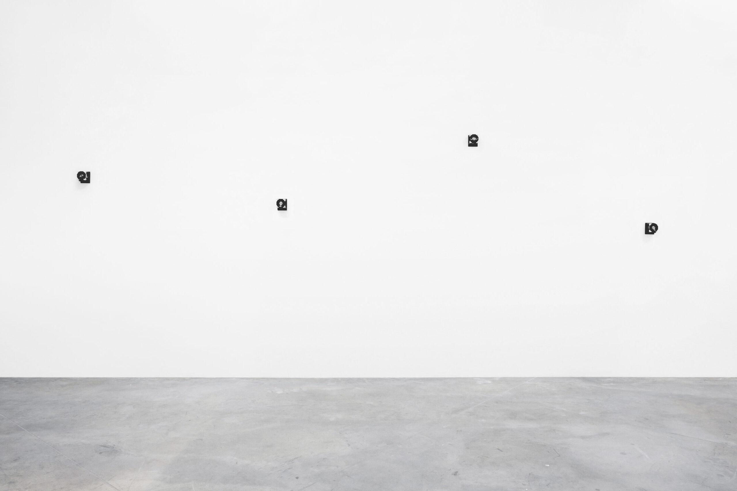 Jacek Doroszenko - Silent Souvenirs, exhibition view 2, Fait Gallery, Brno