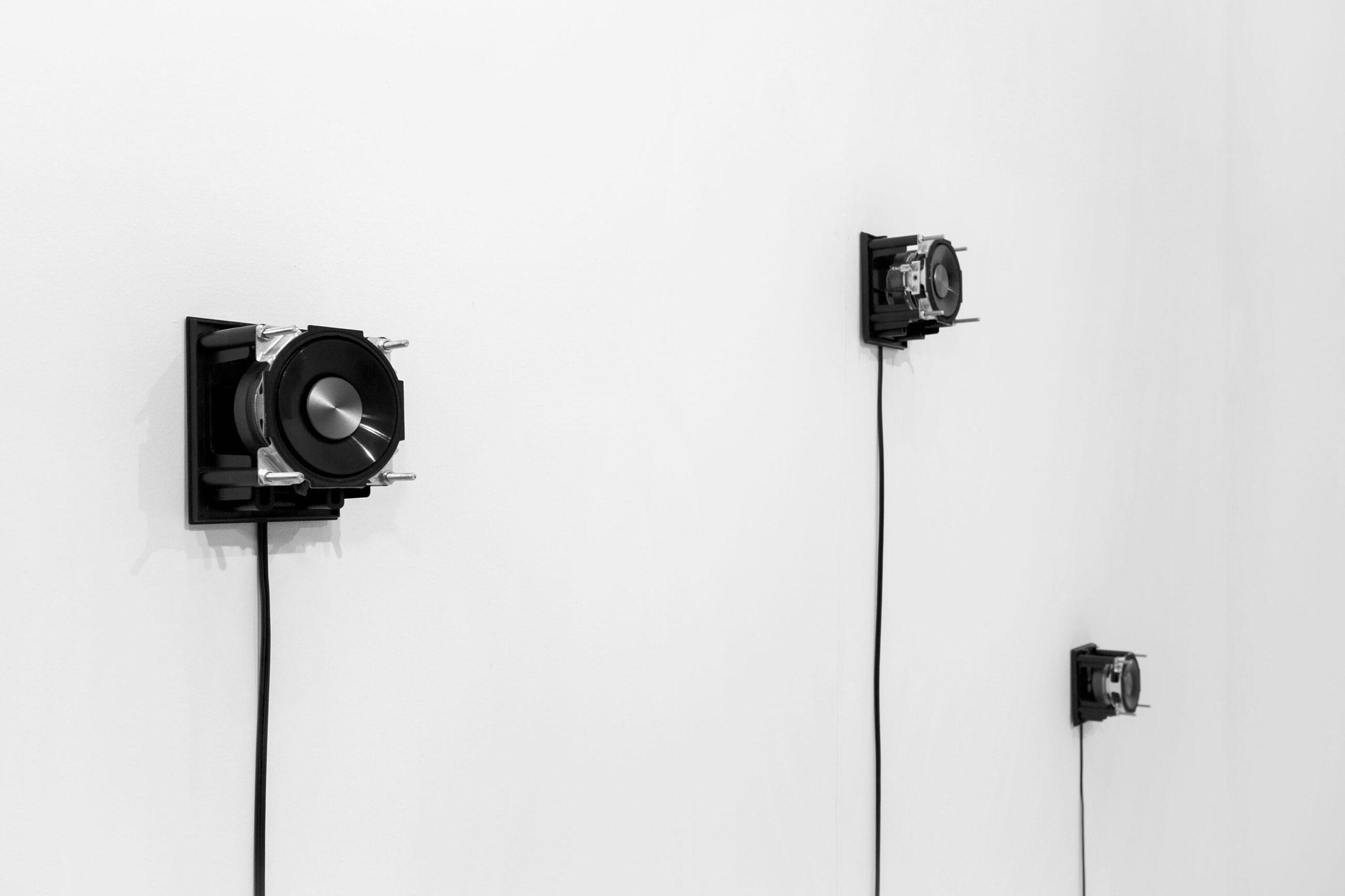 Jacek Doroszenko - Silent Souvenirs, exhibition detail 3, Galeria Wozownia, Toruń