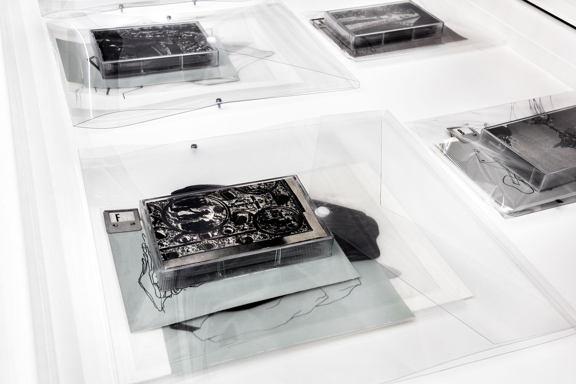 Jacek Doroszenko - Useful Remnants, album detail 12, Kasia Michalski Gallery