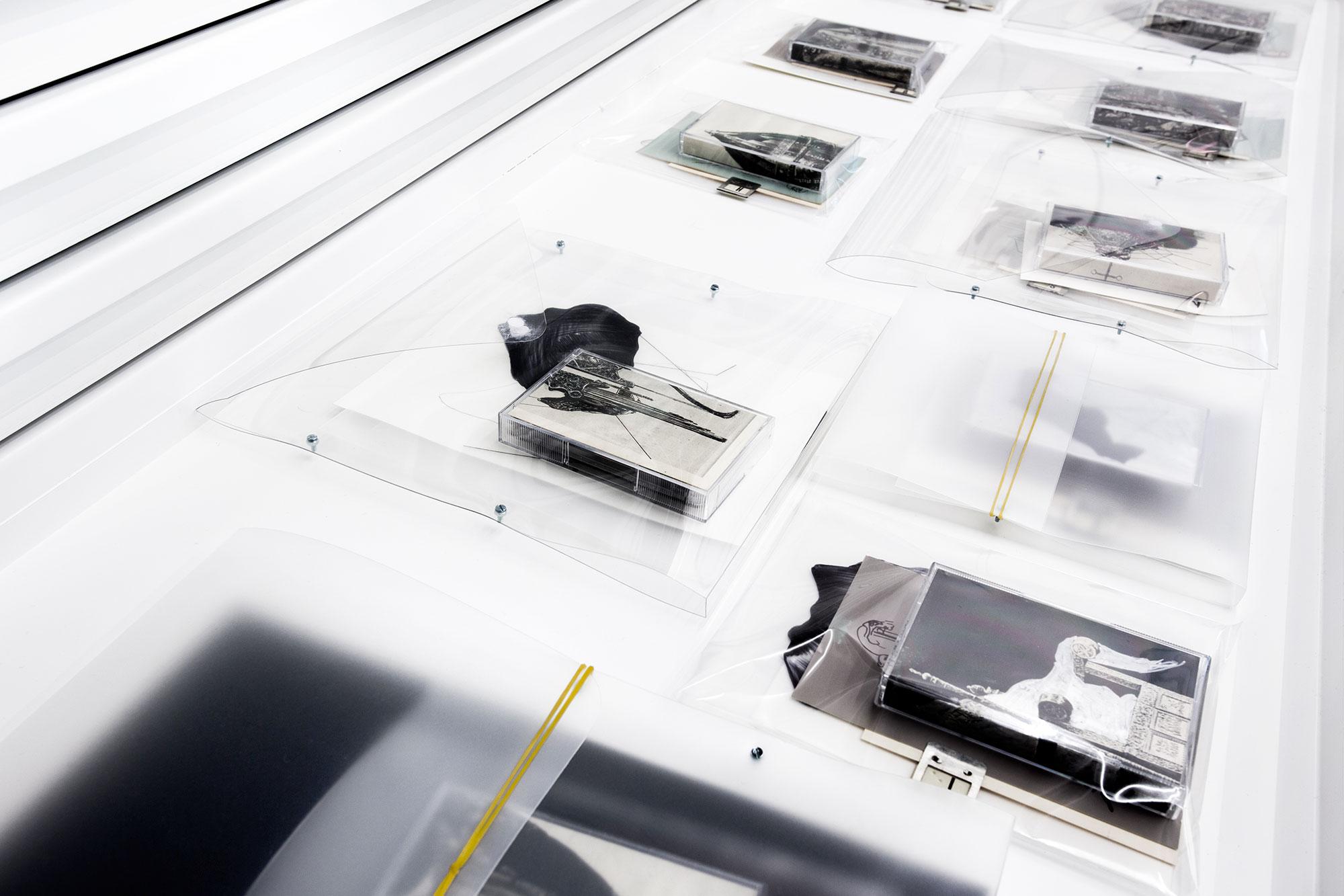 Jacek Doroszenko - Useful Remnants, album detail 13, Kasia Michalski Gallery