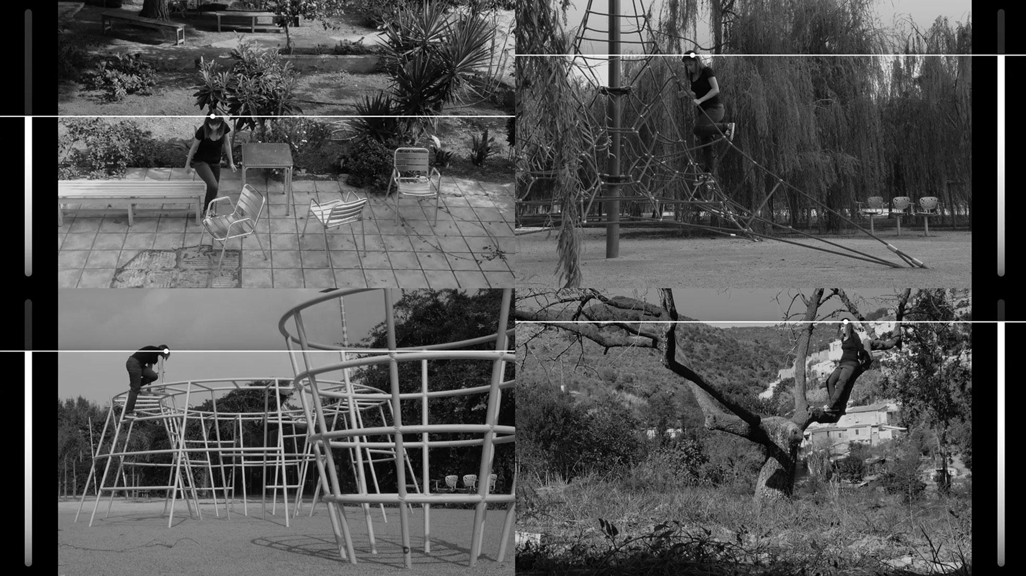 Jacek Doroszenko - The same horizon repeated at every moment of the walk - video 03
