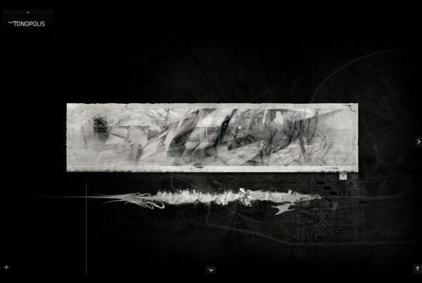 Jacek Doroszenko - Tonopolis, interactive installation 01