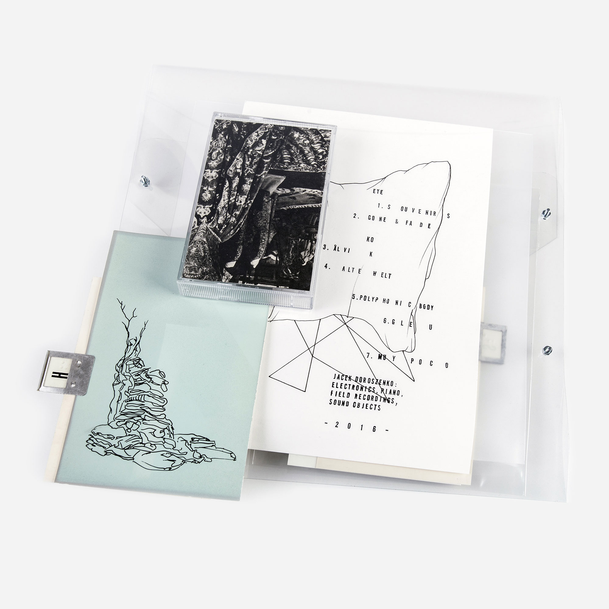 Jacek Doroszenko - Useful Remnants, music album 06