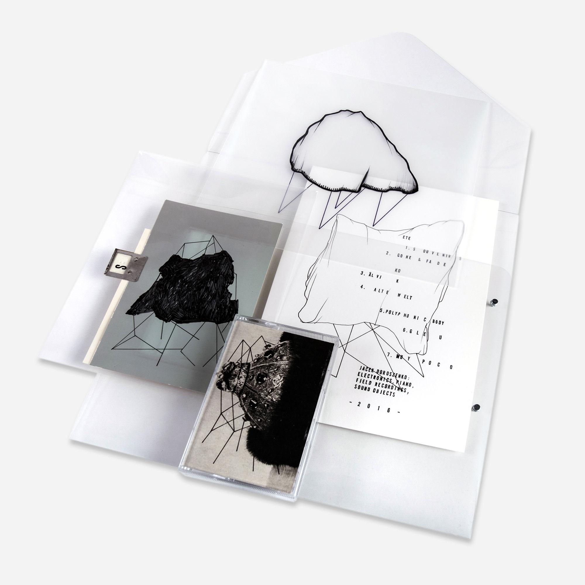 Jacek Doroszenko - Useful Remnants, music album 03