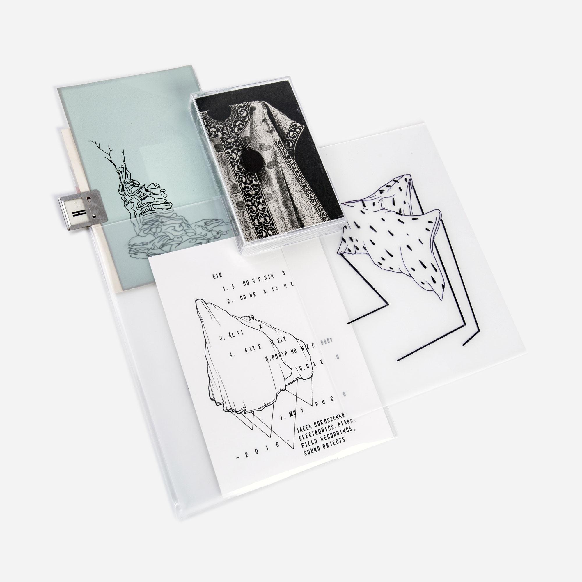 Jacek Doroszenko - Useful Remnants, music album 01