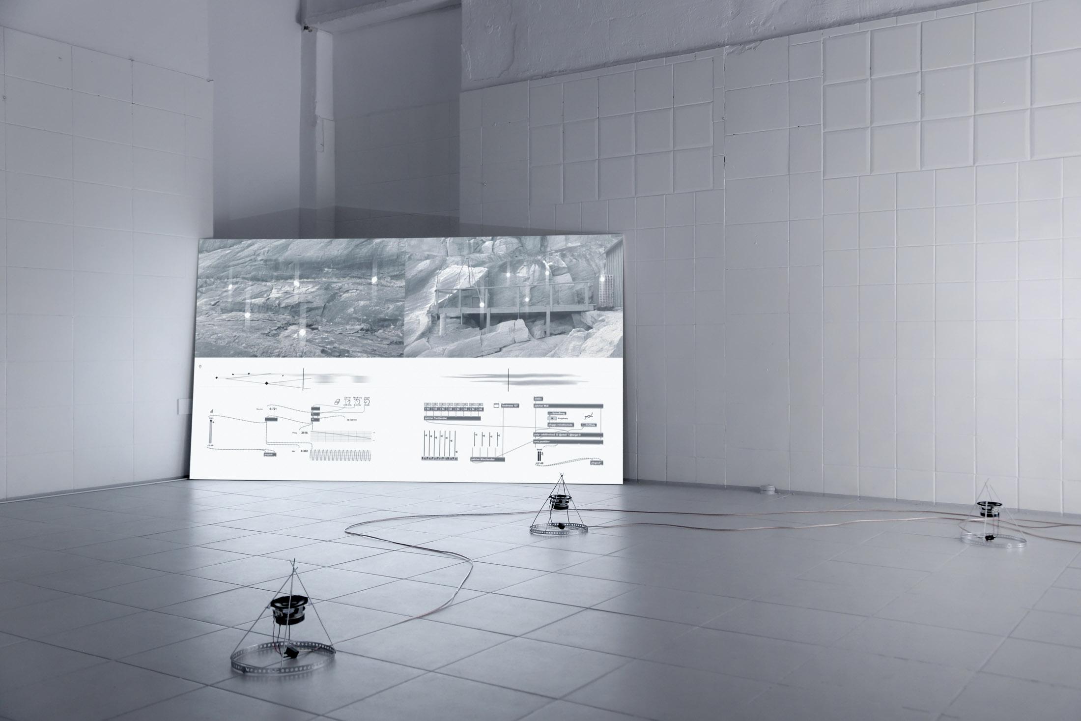 Jacek Doroszenko - Polyphonic Body, Kolonia Artystów, Wystawa